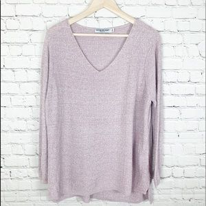 Nordstrom Cotton Emporium High Low Sweater
